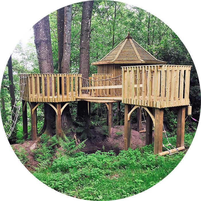 Bespoke Treehouse Company
